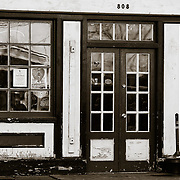 A shop along William Street in the historic district of Fredericksburg, VA.