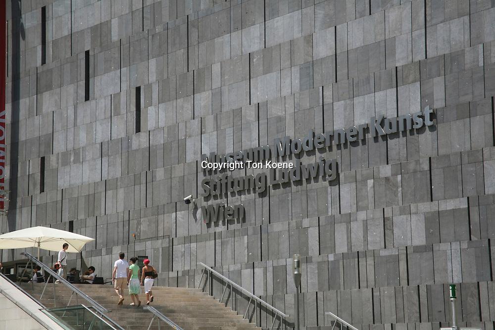 Ludwig modern museum, vienna