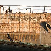 YOG 64, Boatyard, Staten Island, NY