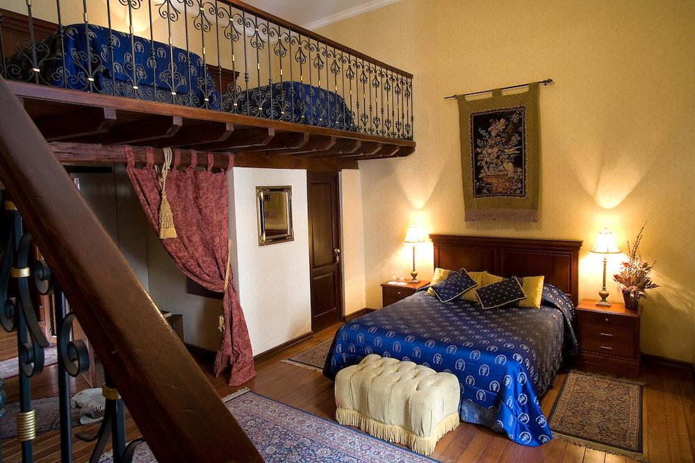 Hotel Santa Lucia, Cuenca, Ecuador, South America  PR