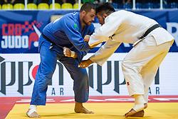DRAGIC Vito of Slovenia competes on July 28, 2019 at the IJF World Tour, Zagreb Grand Prix 2019, in Dom Sportova, Zagreb, Croatia. Photo by SPS / Sportida