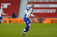 Blackburn Rovers midfielder Joe Rothwell (8)  during the EFL Sky Bet Championship match between Middlesbrough and Blackburn Rovers at the Riverside Stadium, Middlesbrough, England on 24 January 2021.