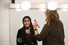 Burnsville - Somali-American Teen Makes Semifinals At Miss Minnesota USA Pageant - 26 Nov 2016