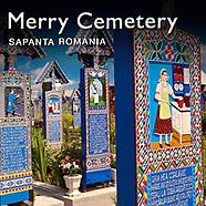 Merry Cemetery, Maramures Pictures, Images & Photos. Transylvania