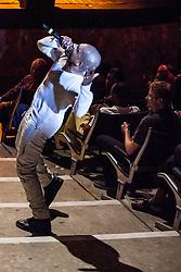 Kirk Franklin at Reichhold Center for the Arts.  7 February 2015.  St. Thomas, USVI.  © Aisha-Zakiya Boyd