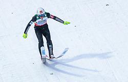 21.01.2018, Heini Klopfer Skiflugschanze, Oberstdorf, GER, FIS Skiflug Weltmeisterschaft, Teambewerb, im Bild Andreas Stjernen (NOR) // Andreas Stjernen of Norway during Team competition of the FIS Ski Flying World Championships at the Heini-Klopfer Skiflying Hill in Oberstdorf, Germany on 2018/01/21. EXPA Pictures © 2018, PhotoCredit: EXPA/ JFK