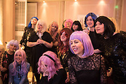KATE REARDON, Kate Reardon Tatler goodbye party. Penhouse, Claridges,London.. 13 December 2017