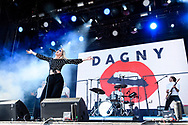 Dagny performs at 2018 X Games Norway in Oslo, Norway. ©Brett Wilhelm/ESPN
