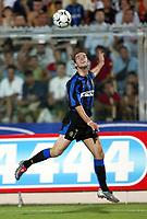 Ancona 12/08/2003<br />Trofeo Tim - Tim Cup <br />Andy Van Der Meyde (Inter)