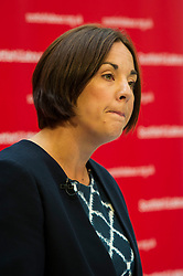 Pictured: Kezia Dugdale<br /> <br /> Scottish Labour leader Kezia Dugdale today visited the Grassmarket Community Project in Edinburgh where she delivered her first major speech since the Brexit vote, during which she insist edthat politicians need to reach out to the more than one million Scots who voted Leave. Grassmarket Community Project, 86 Candlemaker Row, EH1 2QA<br /> <br /> Ger Harley | EEm 7 July  2016