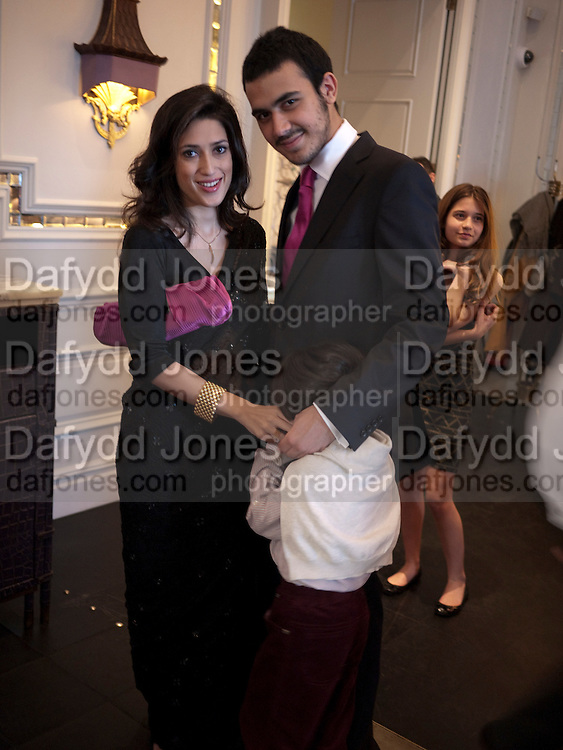 FATIMA BHUTTO; ZULFIKAR ALI BHUTTO; MIR ALI BHUTTO, Henry Porter hosts a launch for Songs of Blood and Sword by Fatima Bhutto. The Artesian at the Langham London. Portland Place. 15 April 2010.  *** Local Caption *** -DO NOT ARCHIVE-© Copyright Photograph by Dafydd Jones. 248 Clapham Rd. London SW9 0PZ. Tel 0207 820 0771. www.dafjones.com.<br /> FATIMA BHUTTO; ZULFIKAR ALI BHUTTO; MIR ALI BHUTTO, Henry Porter hosts a launch for Songs of Blood and Sword by Fatima Bhutto. The Artesian at the Langham London. Portland Place. 15 April 2010.