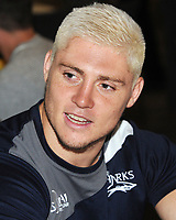 Rugby Union - 2017 / 2018 Aviva Premiership - New Season Launch Photocall<br /> <br /> James O'Connor of Sale Sharks at Twickenham.<br /> <br /> COLORSPORT/ANDREW COWIE