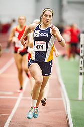 400, Ithaca, 474, Boston University John Terrier Invitational Indoor Track and Field