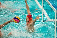 20210216 NED: Olympic qualifying tournament Netherlands - Romania, Rotterdam
