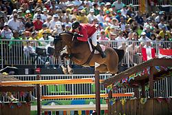 Ward McLain, USA, HH Azur<br /> Olympic Games Rio 2016<br /> © Hippo Foto - Dirk Caremans<br /> 17/08/16