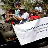 Cardiff by the Sea 100th Birthday Parade: San Elijo Conservancy