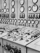 Control Panels, Klingenberg Power Station, Berlin, 1928