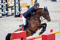 TEBBEL Maurice (GER), Chaccos'Son<br /> Hagen - Horses and Dreams 2019<br /> Preis der LVM Versicherung - CSI4* Quali. BEMER-RIDERS TOUR-Wertung<br /> 27. April 2019<br /> © www.sportfotos-lafrentz.de/Stefan Lafrentz