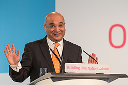 "© Licensed to London News Pictures . 01/03/2014 . London , UK . KEITH VAZ . The Labour Party hold a one day "" Special Conference "" at the Excel Centre in London today (Saturday 1st March 2014) . Photo credit : Joel Goodman/LNP"