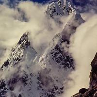 Chholatse Peak, Nepal