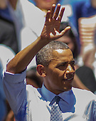 President Obama speaks at Los Angeles Trade-Technical College