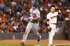 20120730 - New York Mets at San Francisco Giants