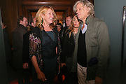CARINTHIA WEST; JEANNE MARINE; BOB GELDOF, Hanging Out. Carinthia West exhibition. The library space, 108  battersea park rd. London. sw11
