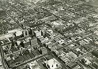 1934 Looking SE at Hollywood Blvd. near Cahuenga Ave.