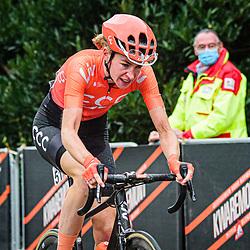18-10-2020: Wielrennen: Ronde van Vlaanderen: Belgie<br /> Riejanne Mrkus