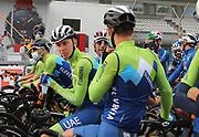 Tadej Pogacar of Slovenia during the 2020 UCI World Road Championships, Men Elite Road Race, on September 27, 2020 at Autodromo Enzo and Dino Ferrari in Imola, Italy - Photo Laurent Lairys / ProSportsImages / DPPI