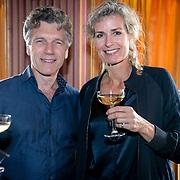 NLD/Amsterdam/20190507 - Boekpresentatie Camilla Läckberg, Patricia Snel en partner Sander van Maas