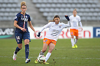 Rumi Utsugi  - 20.12.2014 - PSG / Montpellier - 14eme journee de D1<br /> Photo : Andre Ferreira / Icon Sport