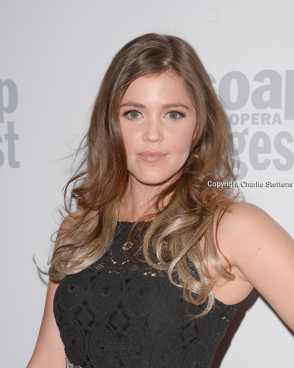 MARA MCCAFFRAY at Soap Opera Digest's 40th Anniversary party at The Argyle Hollywood in Los Angeles, California