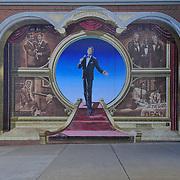 Dean Martin Mural