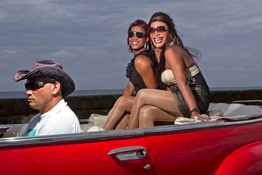 Havana Cuba car shoot May 2012