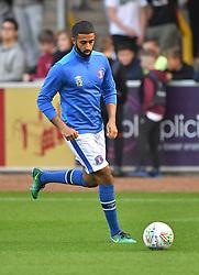 Carlisle United's Samir Nabi