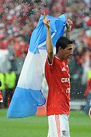20100509: LISBON, PORTUGAL - SL Benfica vs Rio Ave: Portuguese League 2009/2010, 30th round. In picture:  Angel Di Maria. PHOTO: Alvaro Isidoro/CITYFILES