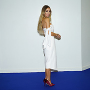Lauren Pope is a reality star and DJ attend the Business Show 2017 on 16th November 2017,  London, UK