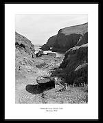 Nohoval Cove near Roberts Cove, County Cork.<br /> <br /> 6th June 1954