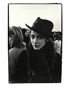 Nigella Lawson, Bullingdon Point to Point. Kingston Blount. 1983