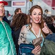 NLD/Rotterdam/20170319 - inloop De Marathon de Musical, Annick Boer