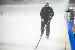 Ivo Jan head coach of HK SZ Olimpija during First ice practice session of HK SZ Olimpija 2020 team after Covid-19 restrictions on 17 August, 2020 in Hala Tivoli, Ljubljana, Slovenia. Photo by Grega Valancic / Sportida