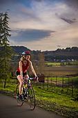 Vineyard Biking