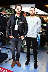 06.06.2015, Circuit Gilles Villeneuve, Montreal, CAN, FIA, Formel 1, Grand Prix von Kanada, Qualifying, im Bild Scott Disick (USA) Celebrity boyfriend of Kourtney Kardashian (USA) // during Qualifyings of the Canadian Formula One Grand Prix at the Circuit Gilles Villeneuve in Montreal, Canada on 2015/06/06. EXPA Pictures © 2015, PhotoCredit: EXPA/ Sutton Images/ Mark<br /> <br /> *****ATTENTION - for AUT, SLO, CRO, SRB, BIH, MAZ only*****