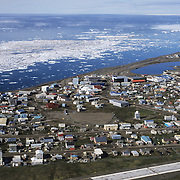 Barrow, Alaska is the northernmost city in the United States.