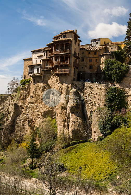 Casas Colgadas. Cuenca, ciudad Patrimonio de la Humanidad