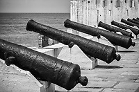Row of Cannons