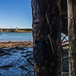 From Lubec, Maine. Mullholland Point Light is across Lubec Narrows on Campobello Island.