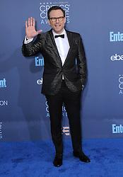 Christian Slater  bei der Verleihung der 22. Critics' Choice Awards in Los Angeles / 111216