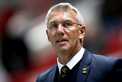 Hull City manager Nigel Adkins during the match